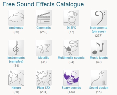 Top 48 Websites to Download Free Sound Effects and Royalty