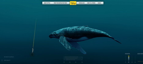 optus_whale_song_60_best_creative_and_interactive_flash_websites