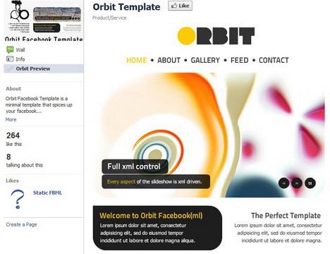 orbit_facebook_template