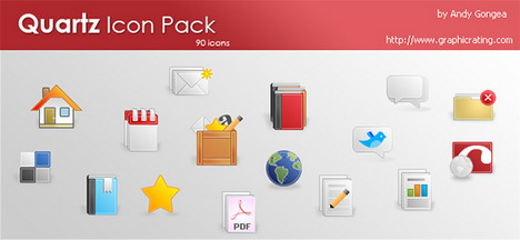 quartz_icon_pack