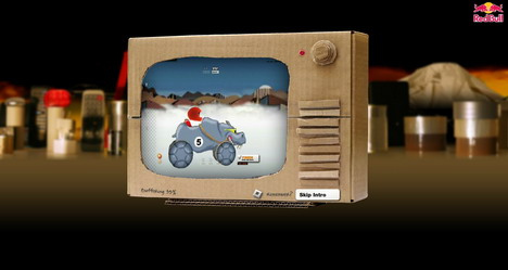 red_bull_soapbox_racer_60_best_creative_and_interactive_flash_websites
