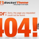 60 Really Creative, Beautiful and User Friendly 404 Error Pages