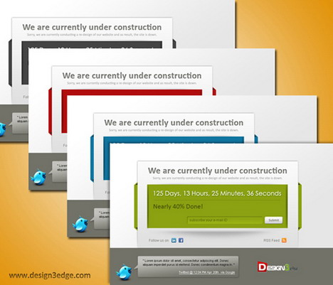 set_of_premium_under_construction_templates