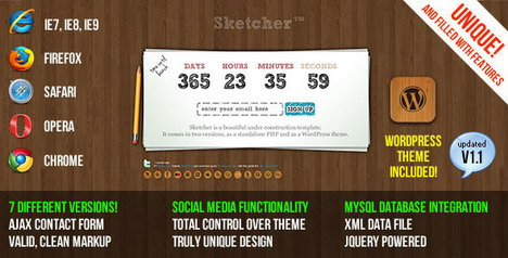 sketcher_under_construction_template_wp_theme