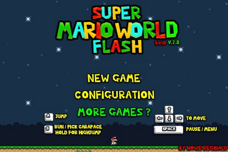 super_mario_world_flash_top_50_addictive_and_free_online_flash_games