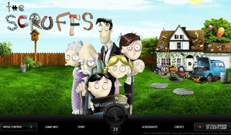 the_scruffs_game_60_best_creative_and_interactive_flash_websites