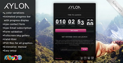 xylon_underconstruction_page