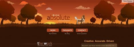 absolute_bica_best_green_themed_website