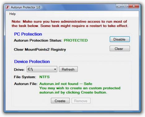 autorun_protector_best_antivirus_tools_for_usb_flash_drives