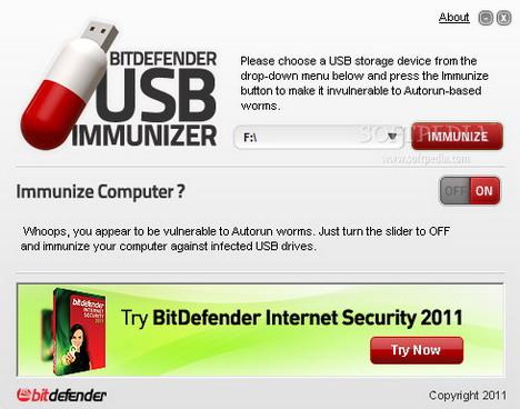bitdefender_usb_immunizer_best_antivirus_tools_for_usb_flash_drives
