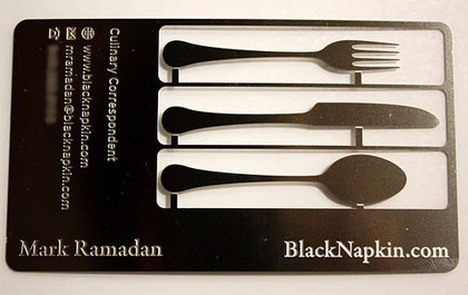 black_napkin_business_card_design