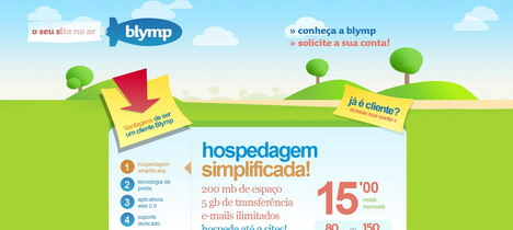 blymp_best_green_themed_website
