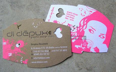 depux_graphic_design_studio_business_card_design
