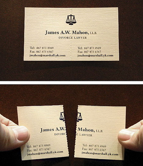divorce_lawyer_business_card_design