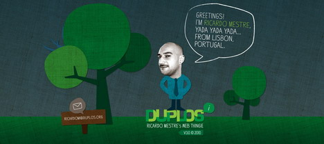 duplos_best_green_themed_website