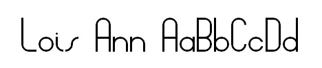 lois_ann_font_top_50_best_fonts_for_web_design