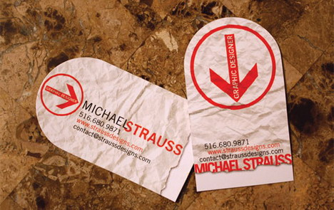 michael_strauss_designs_business_card_design