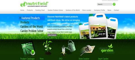 nutrifield_green_inspired_web_design