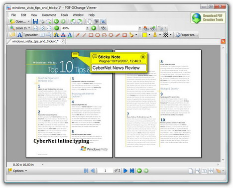pdf_xchange_viewer_to_annotate_pdf_documents