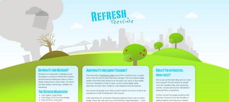 refresh_teesside_green_inspired_web_design