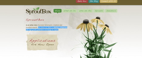 sproutbox_green_inspired_web_design