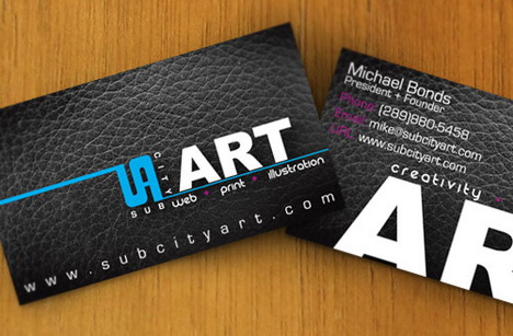 subcityart_business_card_design
