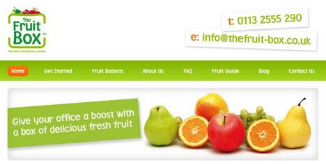 the_fruit_box_green_inspired_web_design