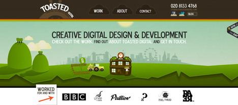 toasted_digital_green_inspired_web_design