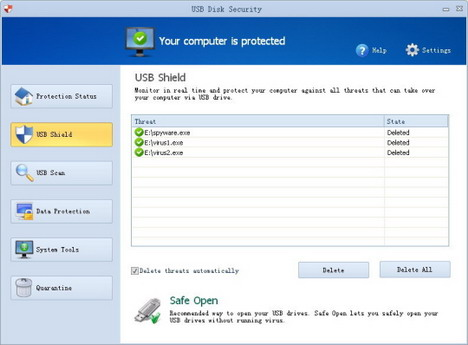 usb drive antivirus full version free