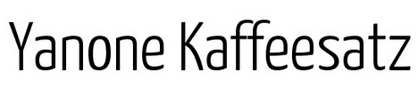 yanone_kaffeesatz_light_font_top_50_best_fonts_for_web_design