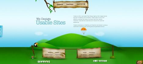 yodaa_green_inspired_web_design