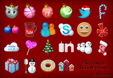 christmas_social_icons_best_free_christmas_icons_sets