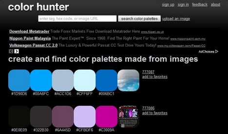 color_hunter_best_color_tools_for_web_designers