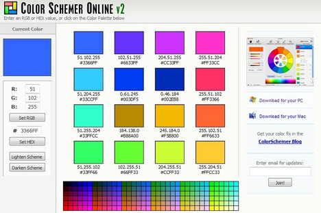 color_schemer_online_best_color_tools_for_web_designers