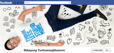 ekkapong_techawongthaworn_best_creative_facebook_timeline_design