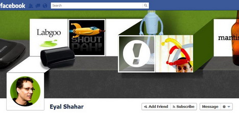eyal_shahar_best_creative_facebook_timeline_design