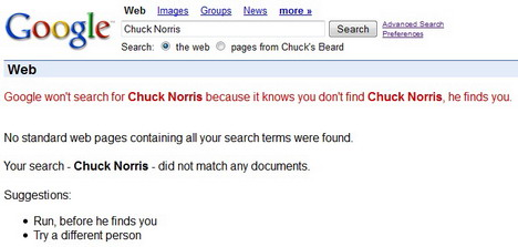 find_chuck_norris_best_google_tricks_and_easter_eggs