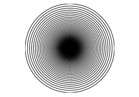 growing_black_circle_best_optical_illusion