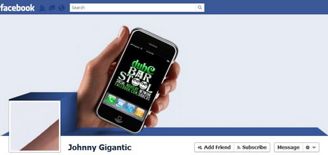 johnny_gigantic_best_creative_facebook_timeline_design