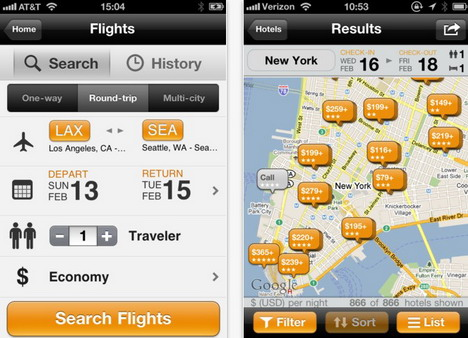 kayak_best_travel_apps_for_iphone_ipad_ipod_touch