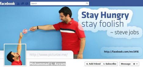 mohammad_l_azzam_best_creative_facebook_timeline_design