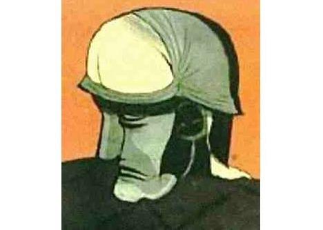 soldier_bending_man_best_optical_illusion
