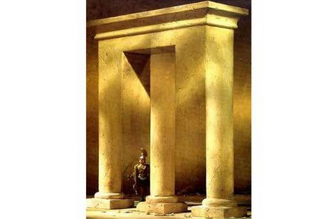 stone_corridor_best_optical_illusion