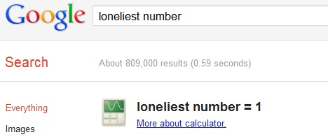 the_loneliest_number_best_google_tricks_and_easter_eggs
