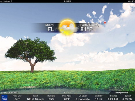 the_weather_channel_best_travel_apps_for_iphone_ipad_ipod_touch