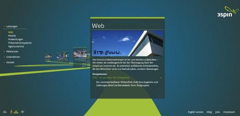 3spin_best_3d_flash_websites