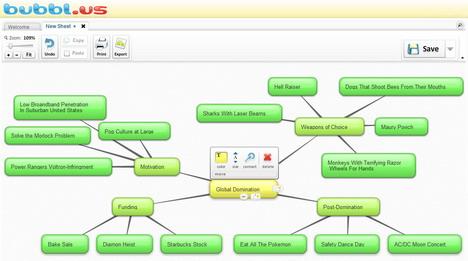 bubblus_brainstorm_and_mind_map_online