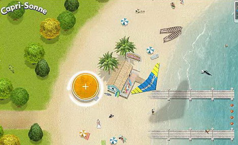 capri_sonne_best_3d_flash_websites