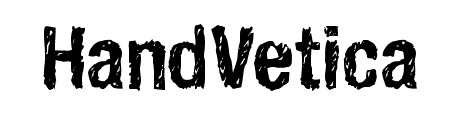 handvetica_beautiful_free_hand_drawn_fonts