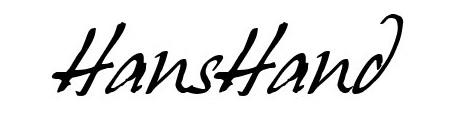 hanshand_beautiful_free_hand_drawn_fonts